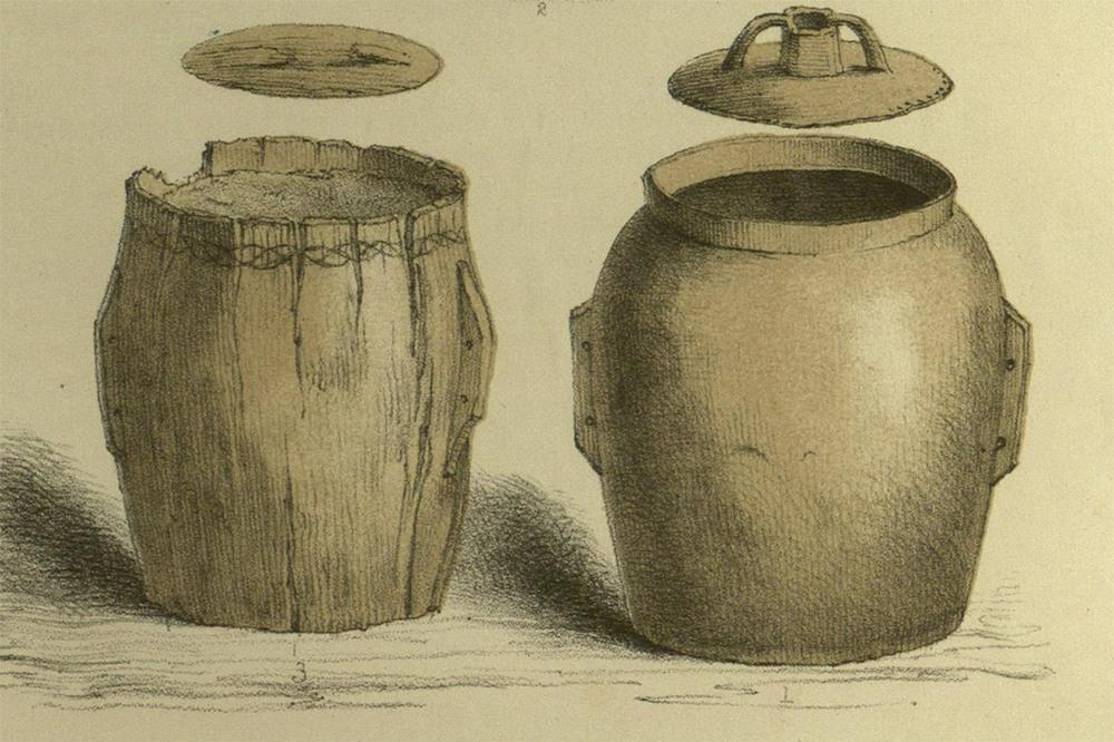 bog butter barrel