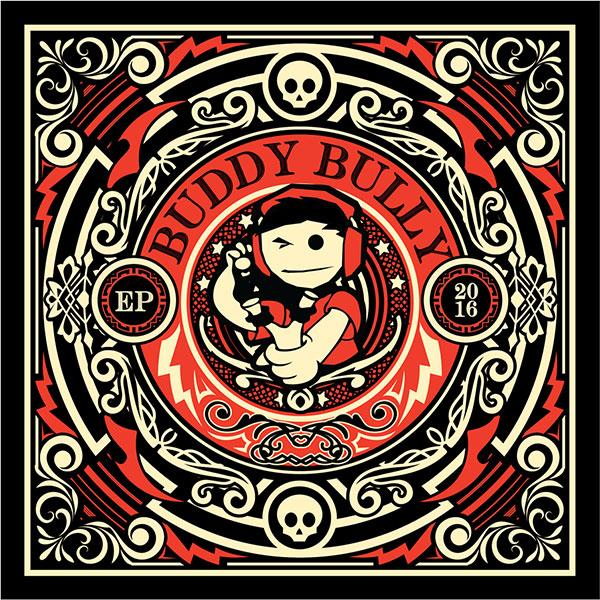 Buddy Bully stream Self-Titled EP