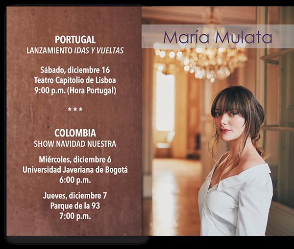 María-Mulata -Portugal-disco-Idas-vueltas