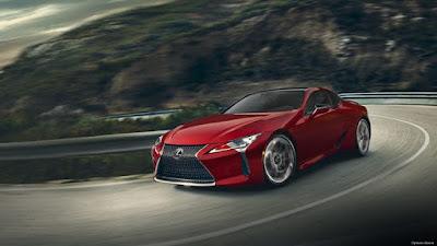 2018 Lexus LC Rumeurs, Caractéristiques, Prix, Date de sortie
