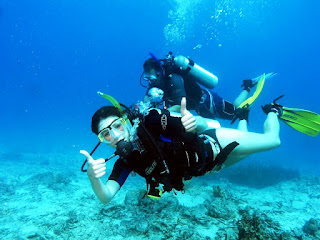 Scuba diving goa himbuds