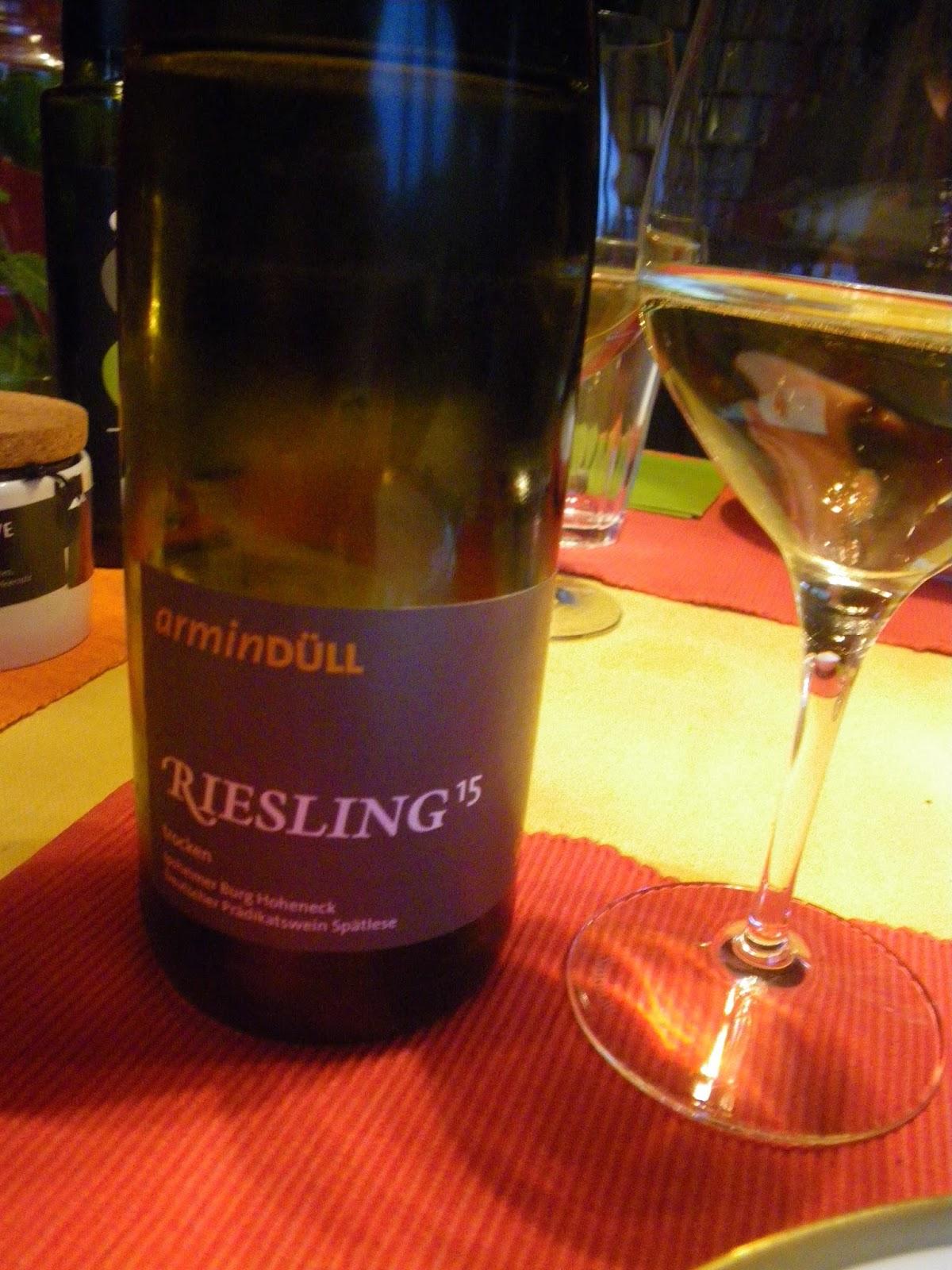 auswärts essen regensburg: Wein
