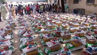 Gifts and Bags of Rice