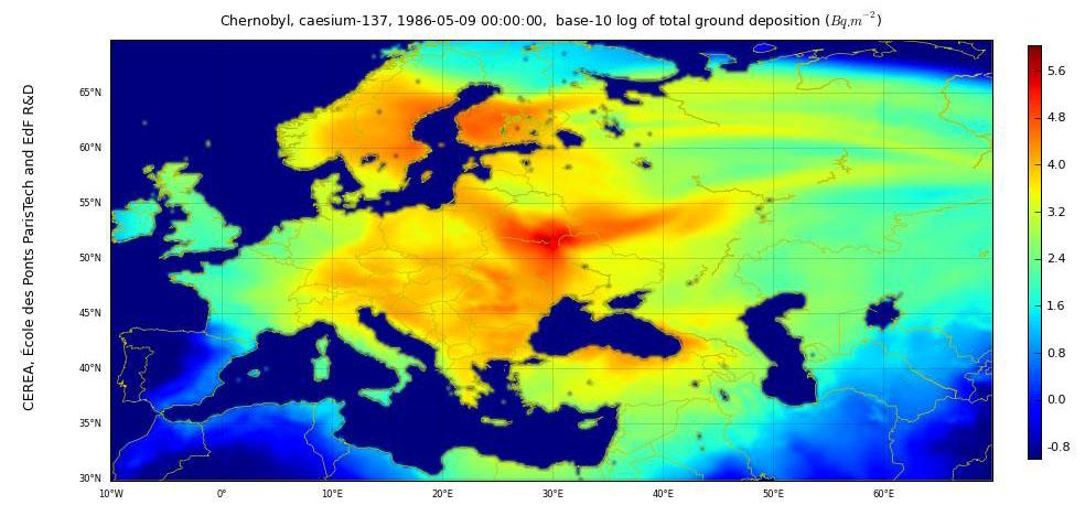 Expansion de la radiacion