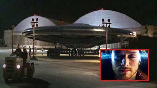 Trabajador del Área 51 afirma que piloteó un OVNI y viajó en el tiempo