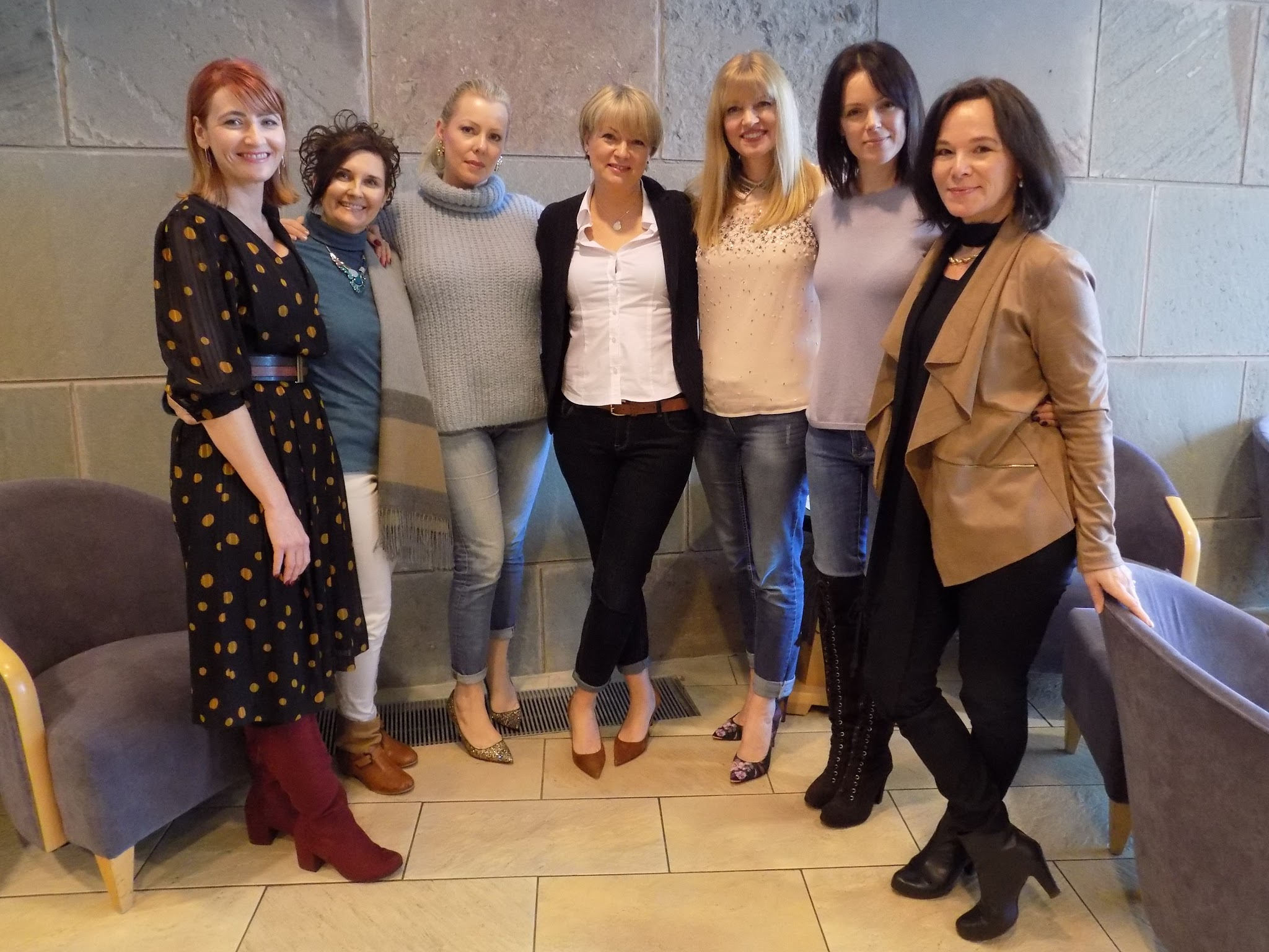 Over 40 bloggers at The Blognix retreat