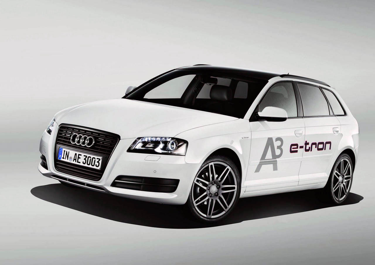 Audi A3 E Tron Plug In Electric Wagon Concept Unveiled