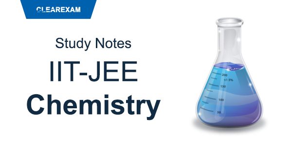 IIT-JEE Chemistry Study Notes