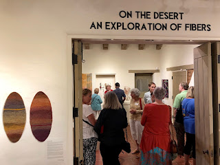 On the Desert: An Exploration of Fibers :: Kim Buchheit (lower left)