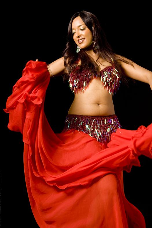 Belly Dancing  Arab Girls-1521