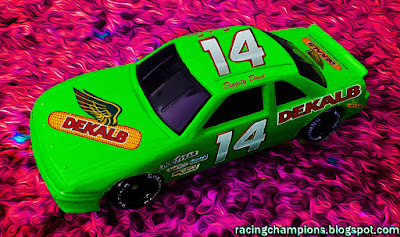 Diggity Dave #14 Dekalb Corn Ford Racing Champions 1/64 NASCAR diecast blog trucker hat fantasy car custom