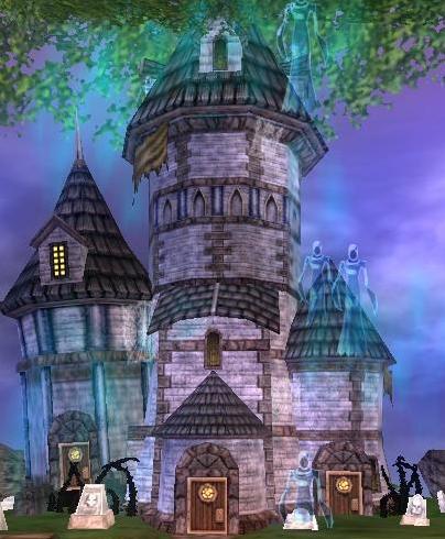 Wizard101 - Wizards Keep: Halloween Is Here!