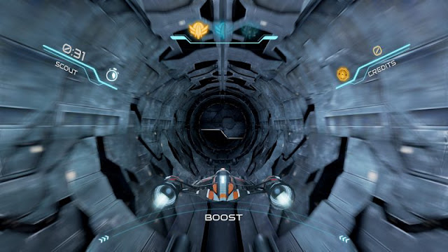 tunnel racer game review