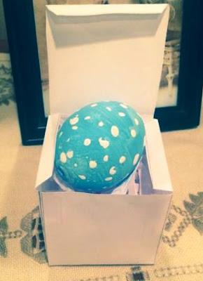 cara membuat pesan dalam telur