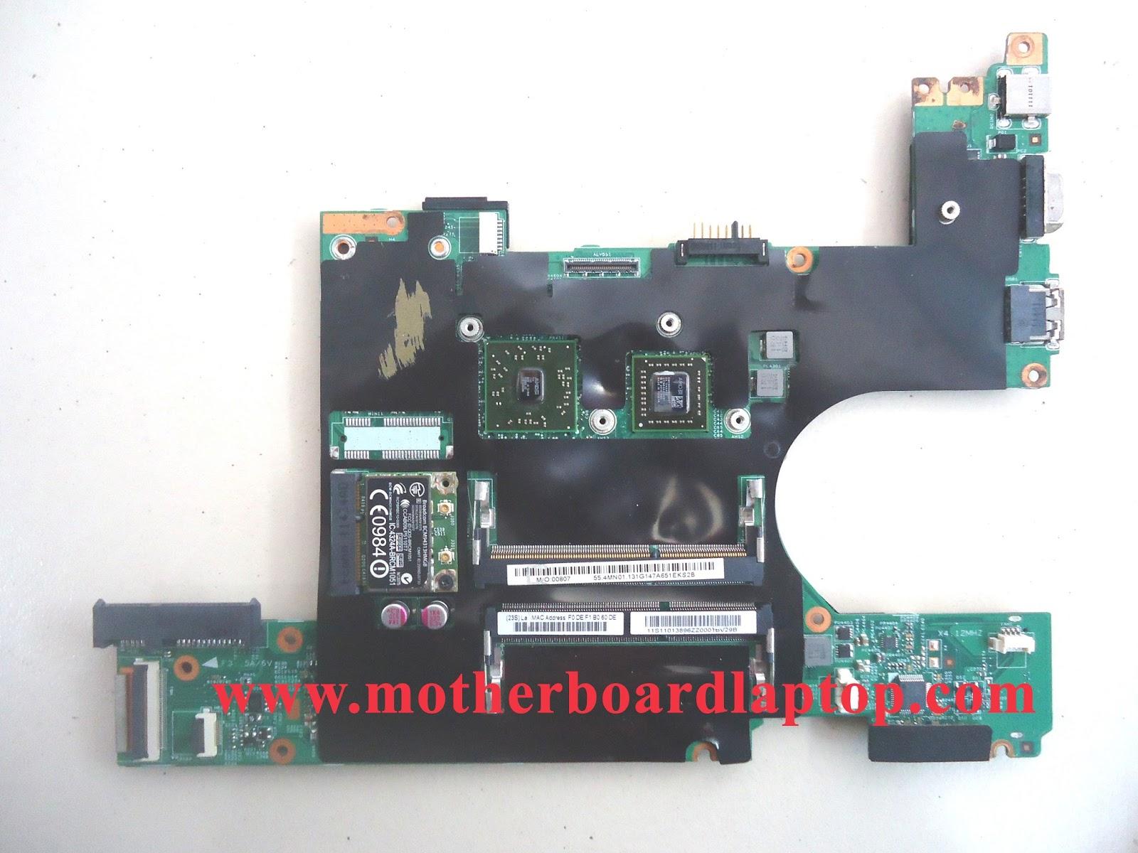 Motheboard Laptop Bekas Lenovo S205 AMD