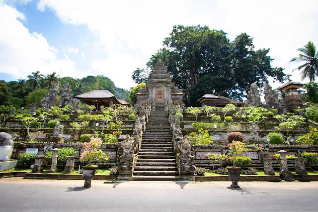 Tempio Kehen di Bangli-Bali