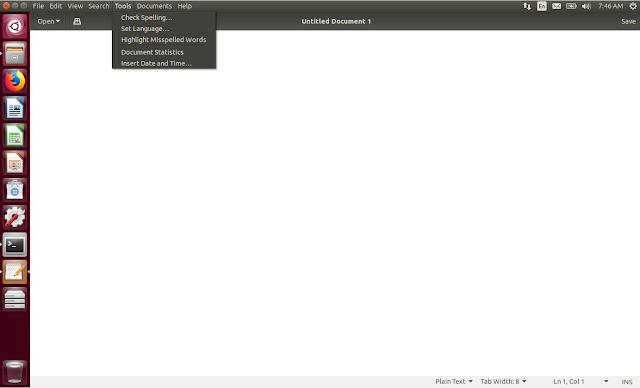 Ubuntu 18.04 Unity desktop