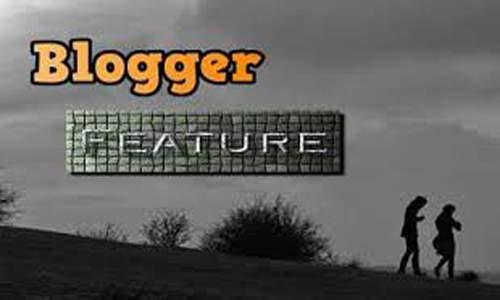 Fitur Bantuan Blogger
