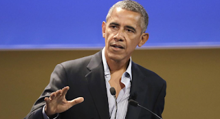 Barack Obama Warns Climate Change Could Create Refugee Crisis 'Unprecedented In Human History' | The Independent