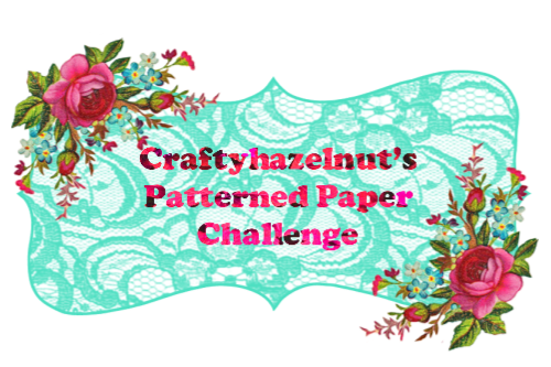 Patterned Paper DT