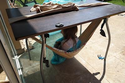 rede para o bebê