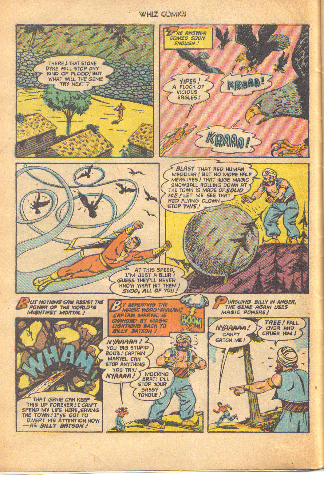 WHIZ Comics issue 147 - Page 8