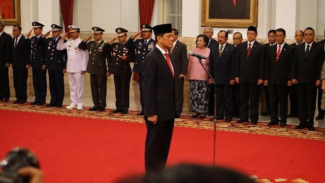 Doni Monardo, Eks Danpaspampres SBY Resmi Dilantik Jokowi Jadi Kepala BNPB