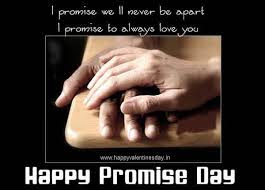 Promise Day Pictures with Quotes