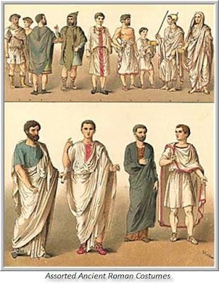 S T R A V A G A N Z A: CLOTHING IN ROMAN CIVILIZATION - photo #38