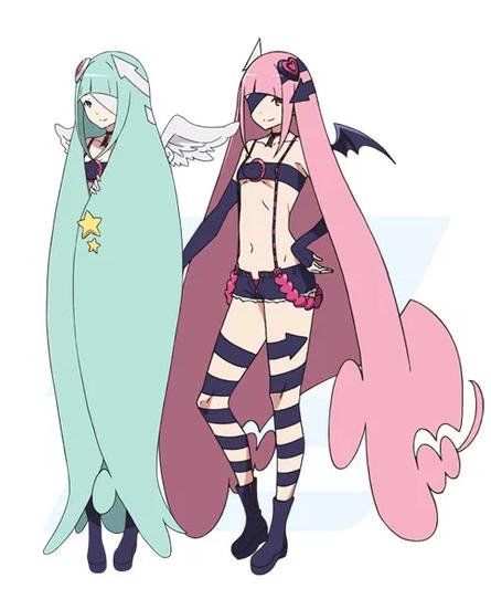 Kana Asumi como Liris y Lirie.