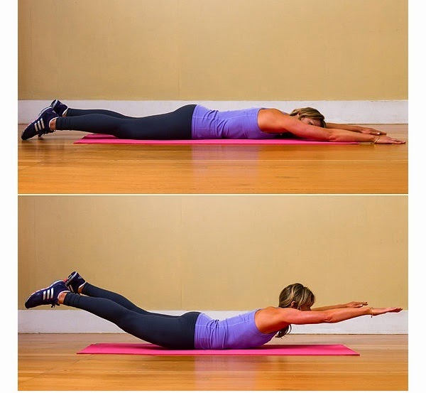 eliminar grasa espalda baja