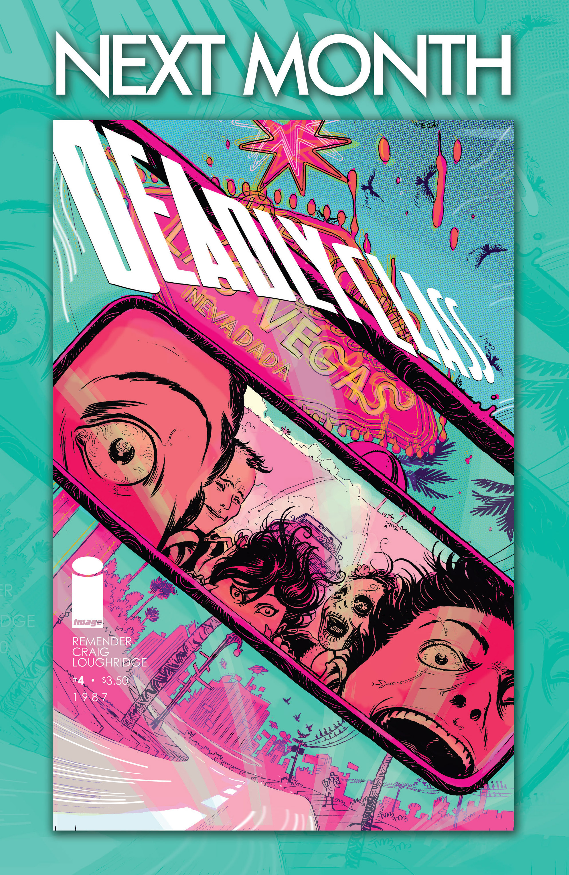Read online Deadly Class comic -  Issue #3 - 27