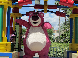 Lotso Disney Parks Character