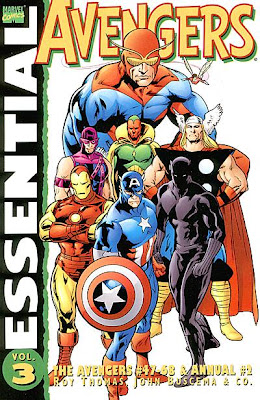 Essential Avengers Volume 3