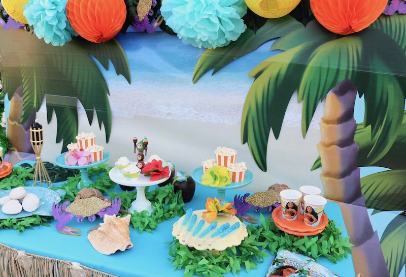 Head Over To The Shindigz Blog For All Party Pictures And Shop Their Moana Themed Products Do You Have A Favorite Character From Movie