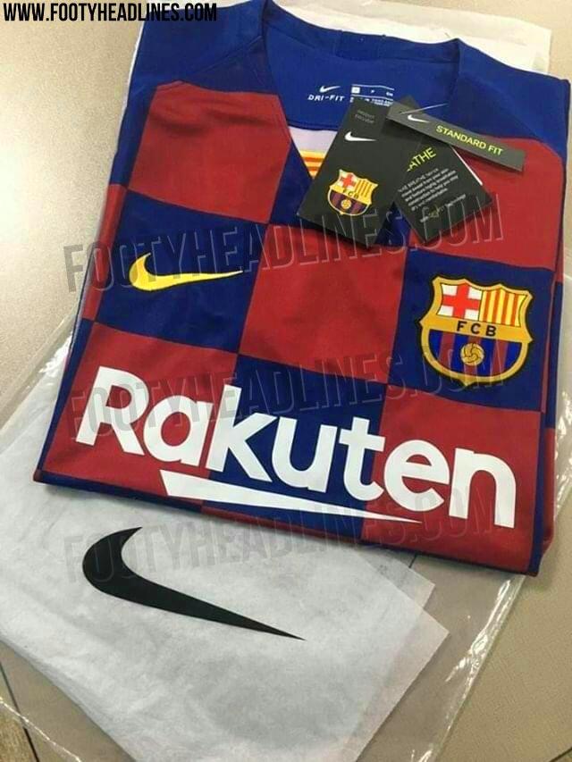 FC Barcelona shirt 2019/20