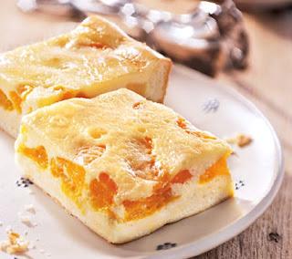 Yoghurt and mandarin cake recipe