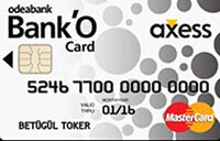 Bank'O Card