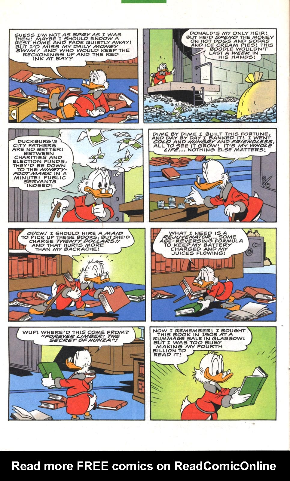 Read online Uncle Scrooge (1953) comic -  Issue #300 - 26