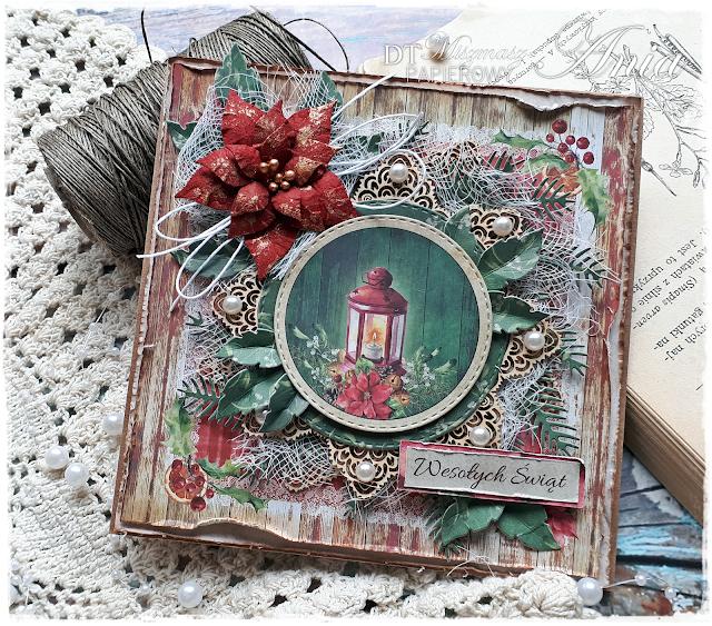 [Miszmasz Papierowy] Kartka Świąteczna