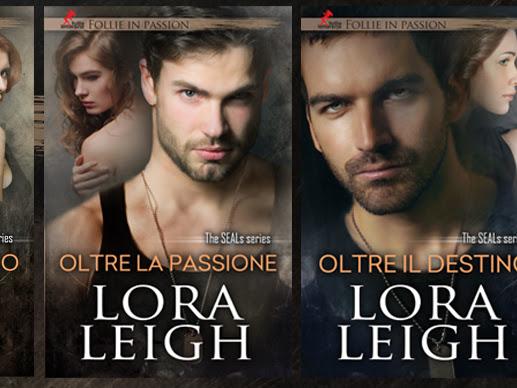 Lora Leigh Torna In Italia! E Con Chi? Con I Navy Seals: