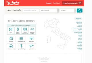 sito Subito.it