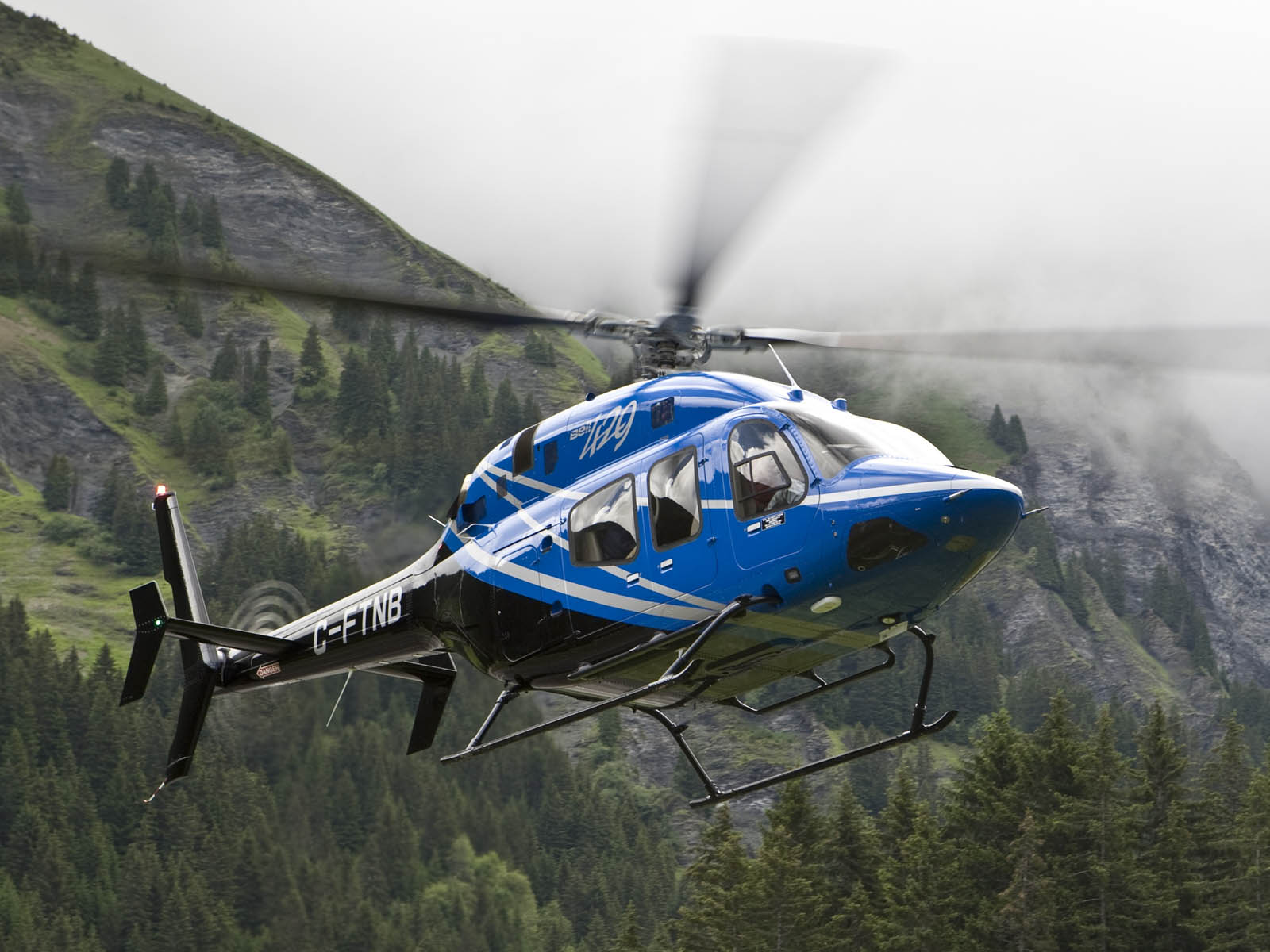 Wallpapers Bell 429 Globalranger Helicopter