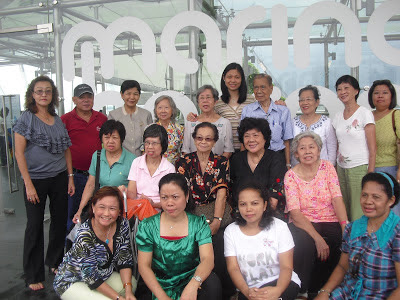 Our Peranakan-Indonesia Fellowship: 73: Picnic @ Changi ...