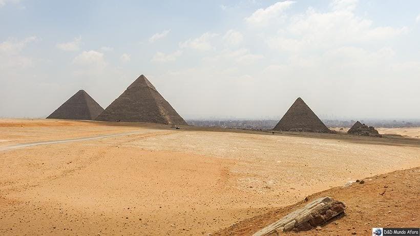Pirâmides de Gizé - Roteiro: 2 dias no Cairo, Egito