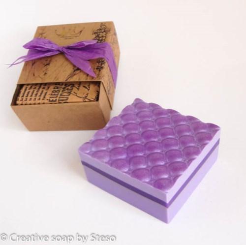 lavender soap - Creative soap by Steso