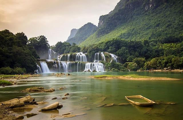 The tourist destination in Vietnam you must definitely go