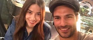 Serkan Cayoglu e Ozge Gurel si sposano