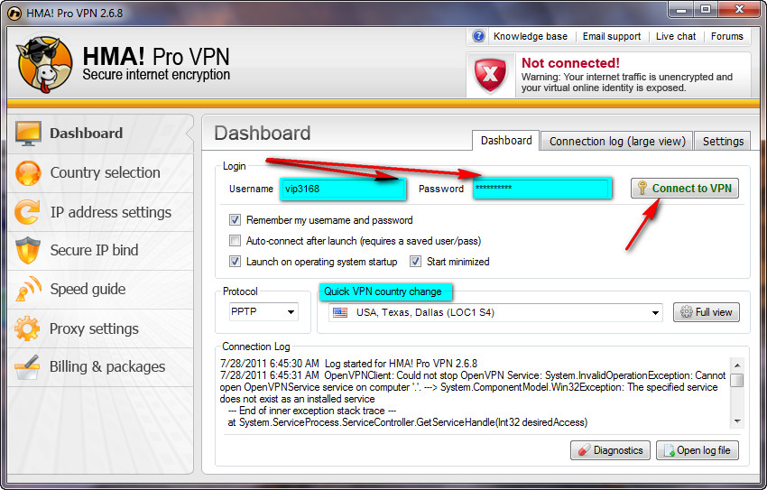 Opera vpn dot net