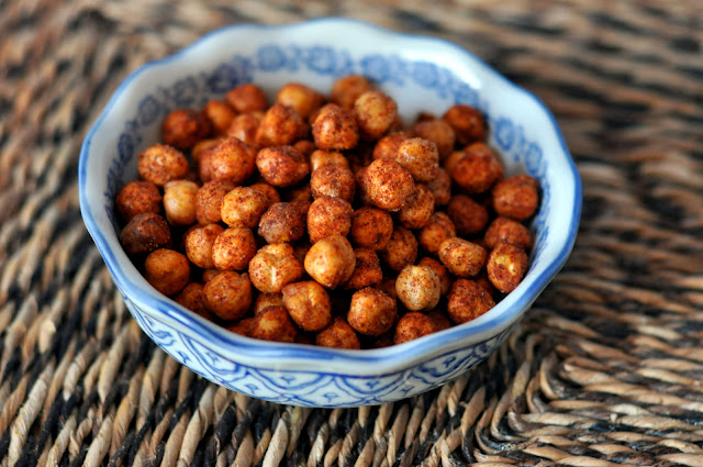 Smoky Chili & Lime Chickpea Snacks from The Good Bean   Taste As You Go